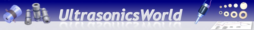 Ultrasonics World Online Store